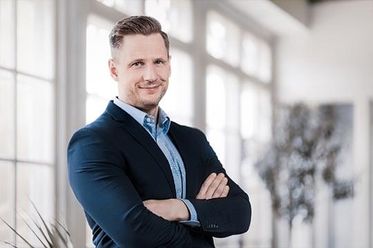 Jons Svensson, CEO