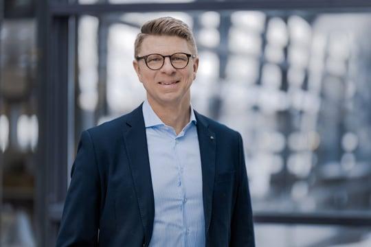Ulf Lindberg CEO